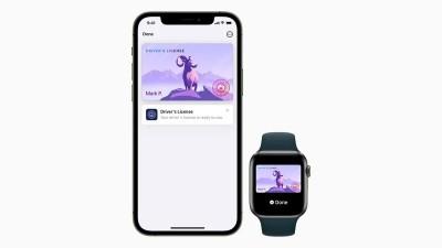 Apple thông báo các tiểu ban đầu tiên của Hoa Kỳ sẽ cho phép tích hợp giấy phép lái xe vào iPhone