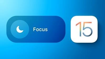 iOS 15 chế độ Focus giúp thiết lập trả lời tự động và tránh bị làm phiền