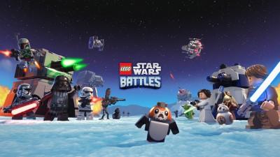 LEGO Star Wars Battles sắp phát hành trên Apple Arcade