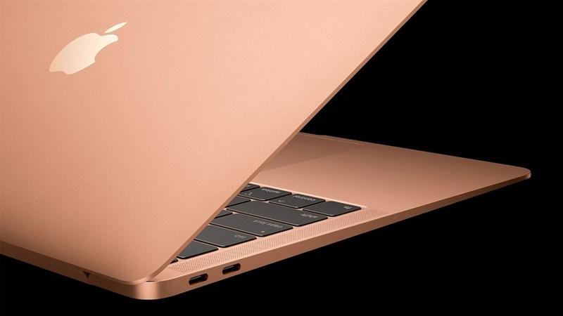 MWTJ2 – MacBook Air 13-inch 2020 (Gold) – i3 1.1/8Gb/256Gb/Đã active