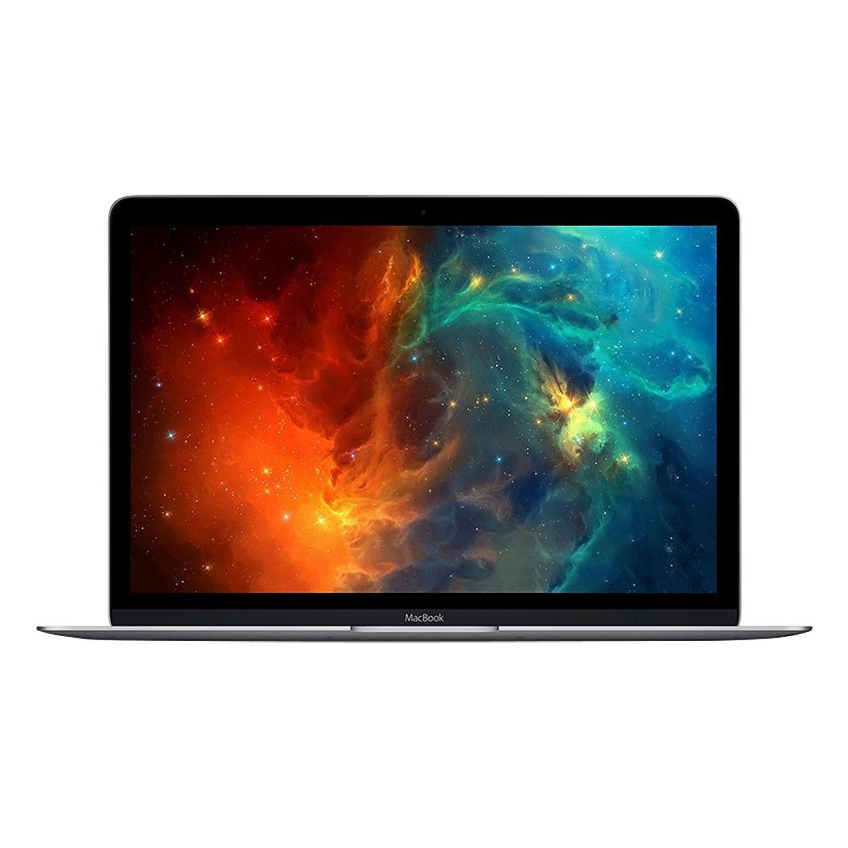 The New Macbook 12 Inch 2017-2018 Core M3 8GB 256GB ( Gold , Gray )