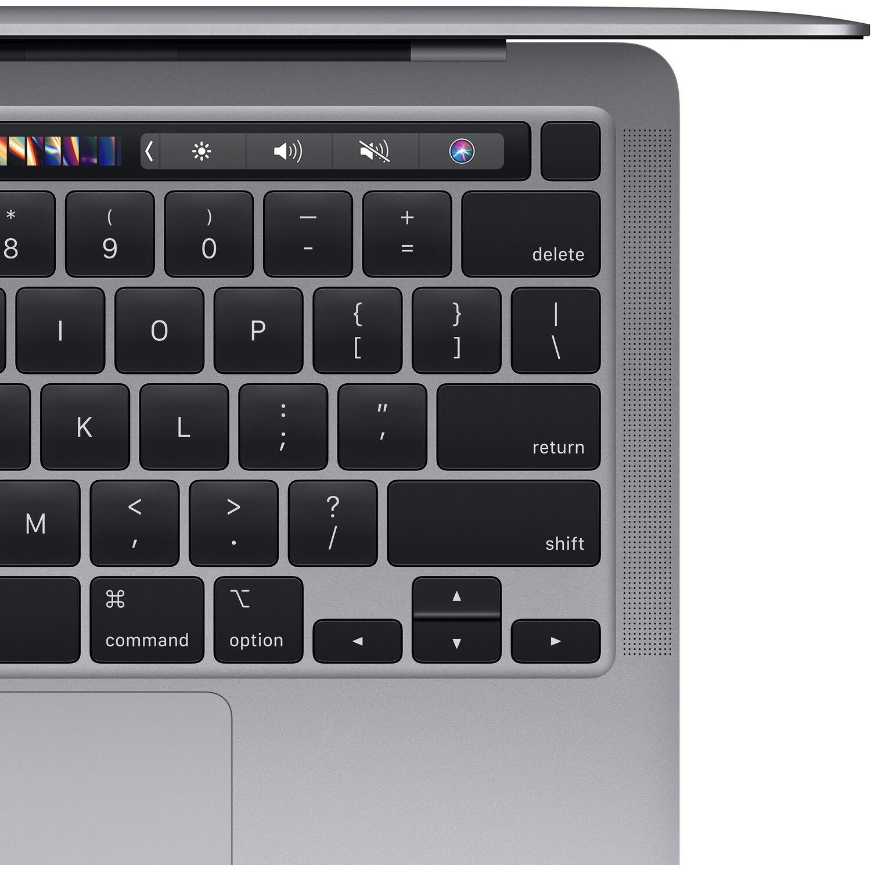 Z11F MacBook Pro 2020 13 Inch - Apple M1 8-Core / Option 16GB / 512GB/ Gray/ Silver(Chính Hãng SA/A)