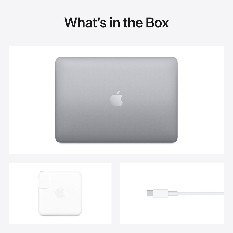 MYD92 - MacBook Pro 2020 13 Inch - Apple M1 8-Core / 8GB / 512GB - Space Gray (Chính hãng SA/A)
