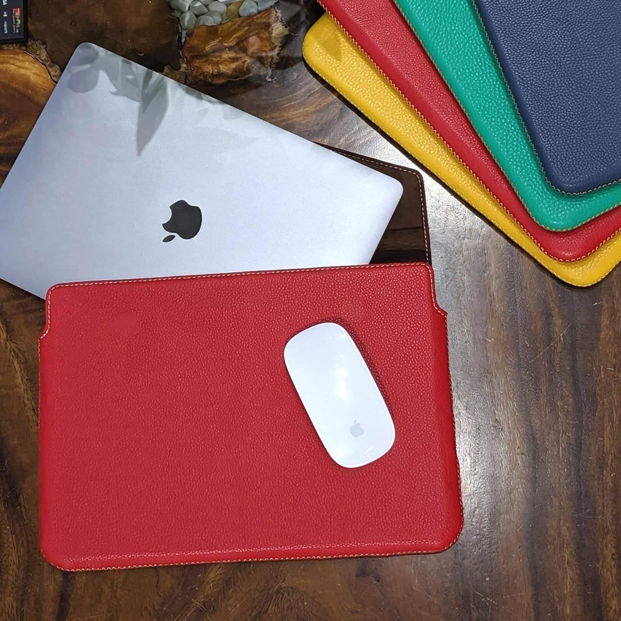 [ Tổng Hợp ] Túi Da Chống Sốc Macbook