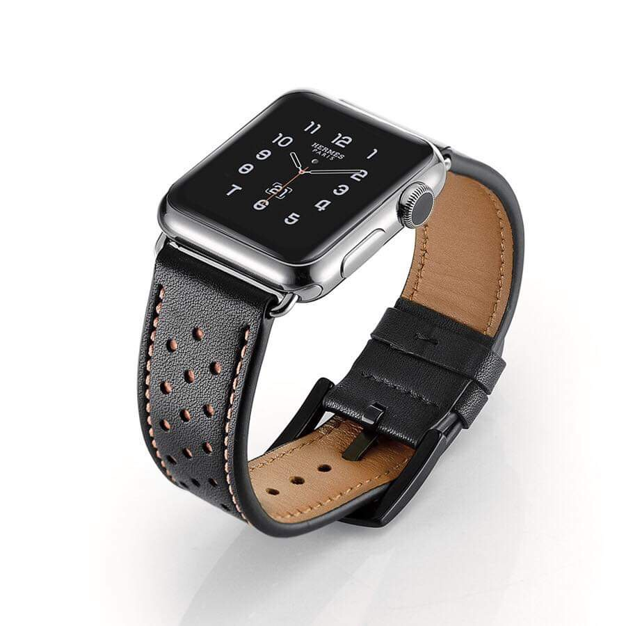 DÂY ĐEO JINYA VOGUE LEATHER FOR APPLEWATCH - 42mm / 44mm