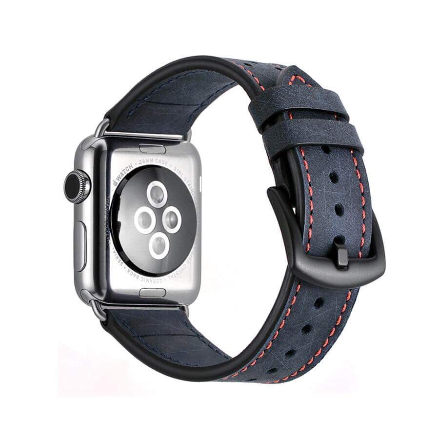 DÂY ĐEO JINYA VOGUE LEATHER FOR APPLEWATCH - 42mm/44mm