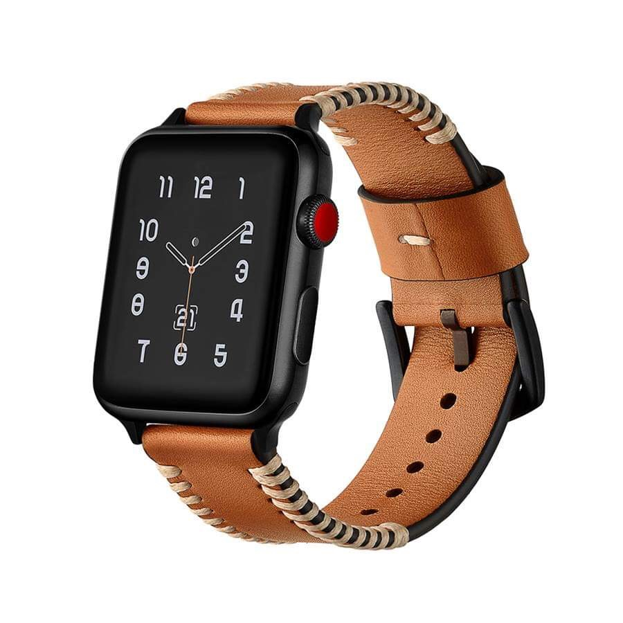 DÂY ĐEO JINYA STYLE LEATHER FOR APPLEWATCH -42mm/44mm