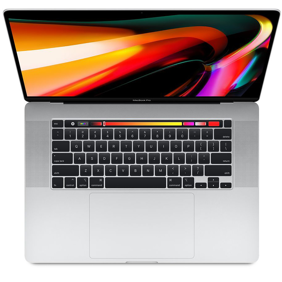 MVVJ2 / MVVL2– MacBook Pro 16-inch Touch Bar 2019 (Space Gray/Silver) – i7 2.6/16GB/512GB
