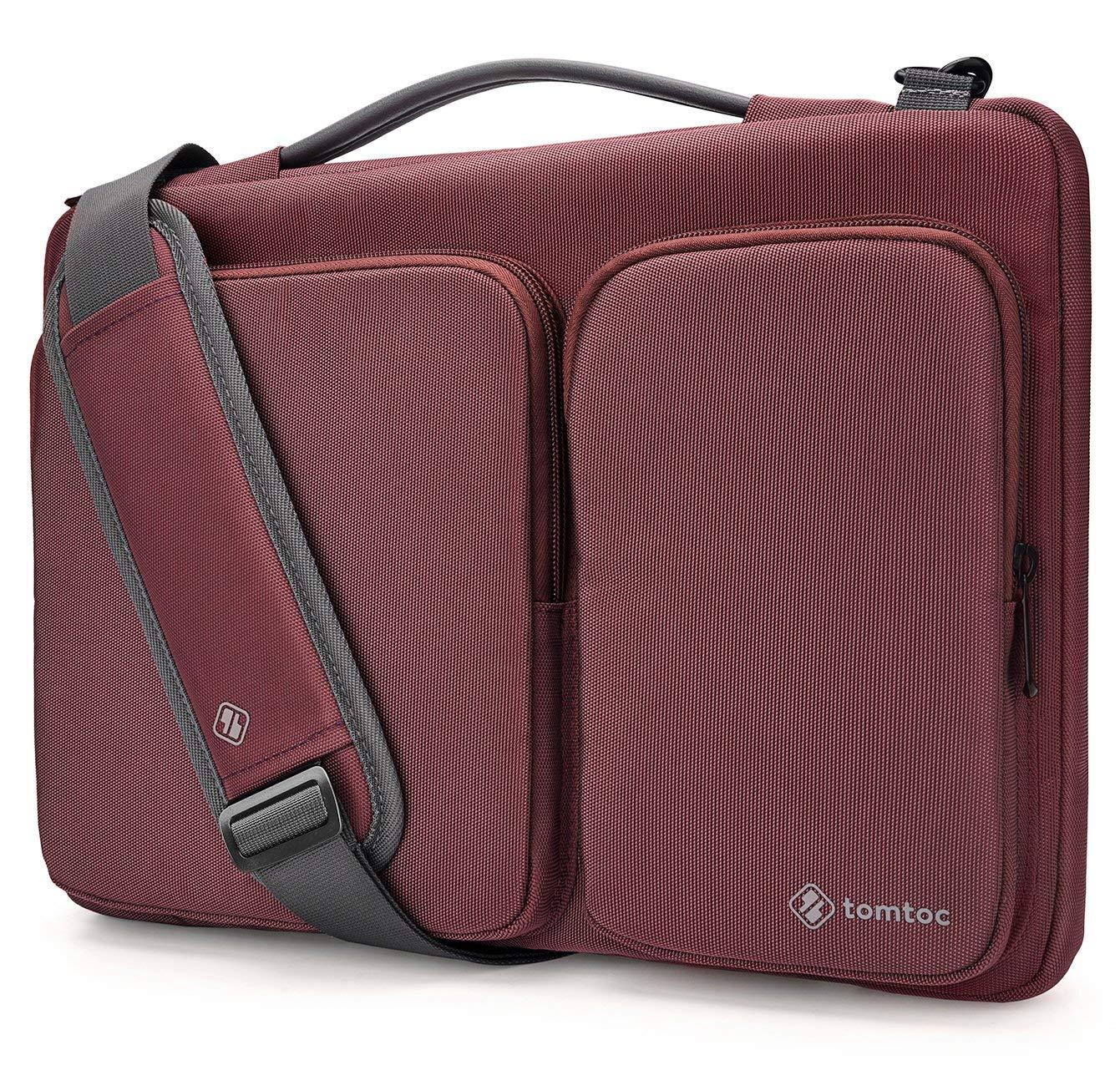 Túi đeo TOMTOC 360º Shoulder Bags Red