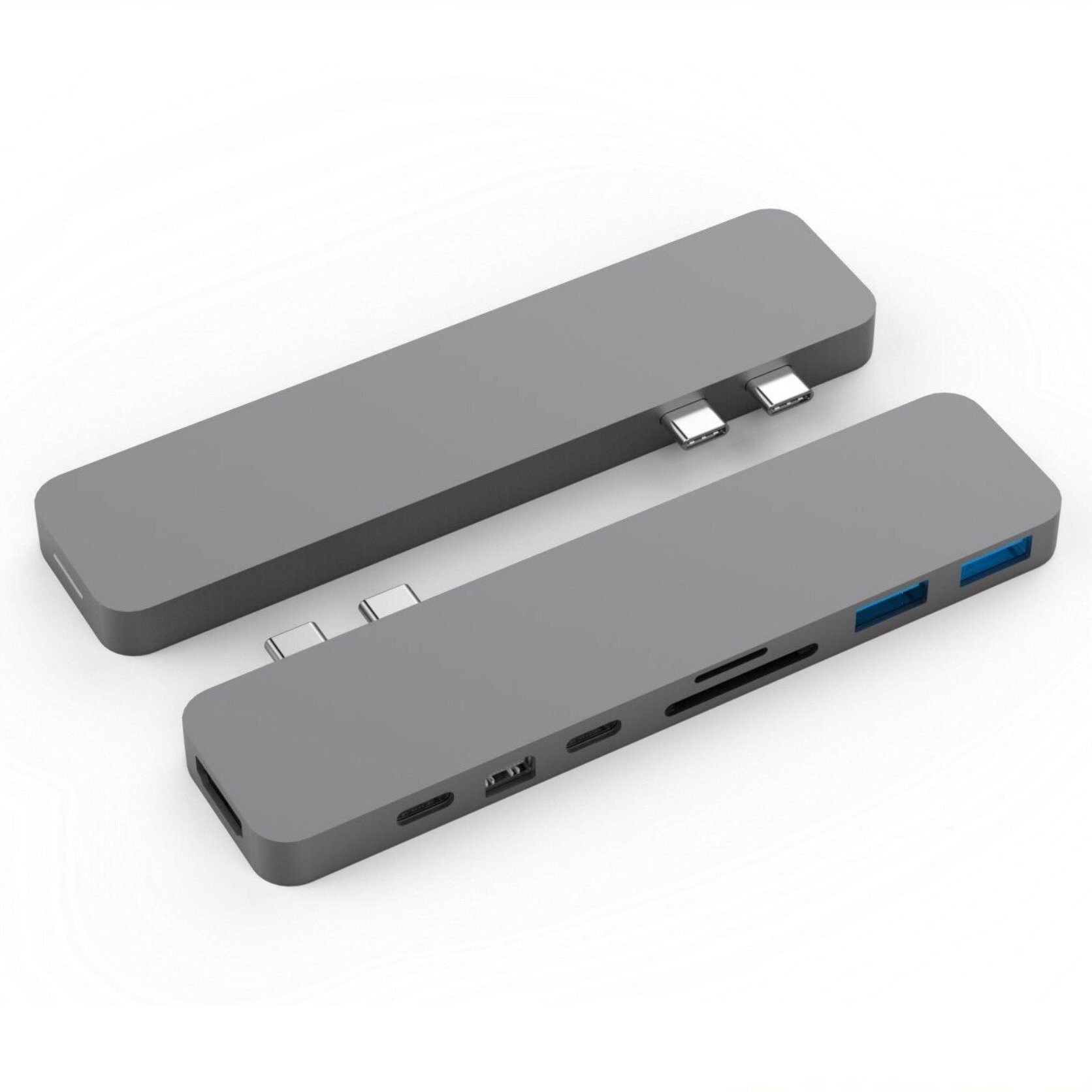 HyperDrive Pro 8 IN 2 For USB-C Macbook Pro 2016/2017