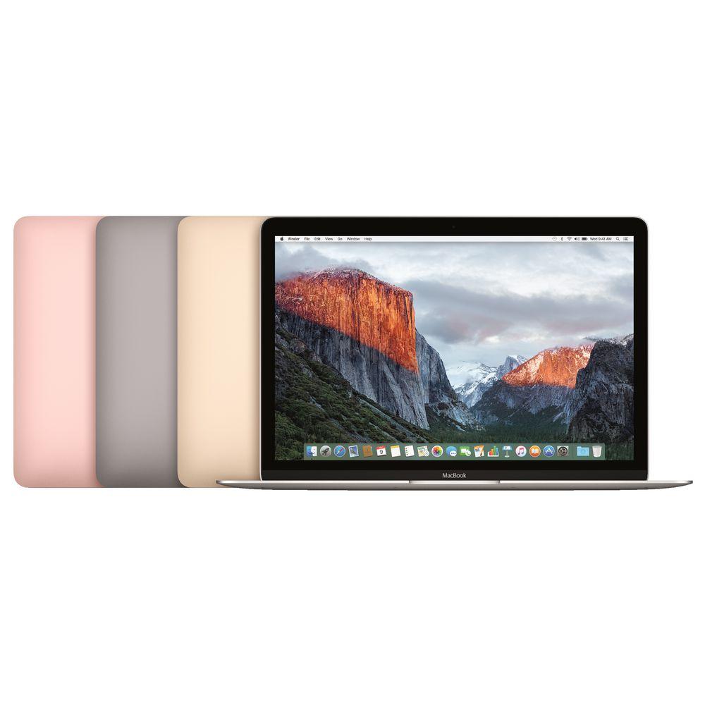Macbook 12 inch 2016 - 512GB- New 99%