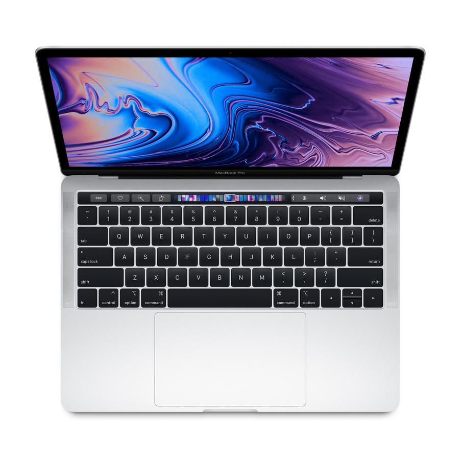 Macbook Pro 13 inch 2018 Core I7 2.7Ghz 16GB 256GB - MR9U2 - Sliver New 99%