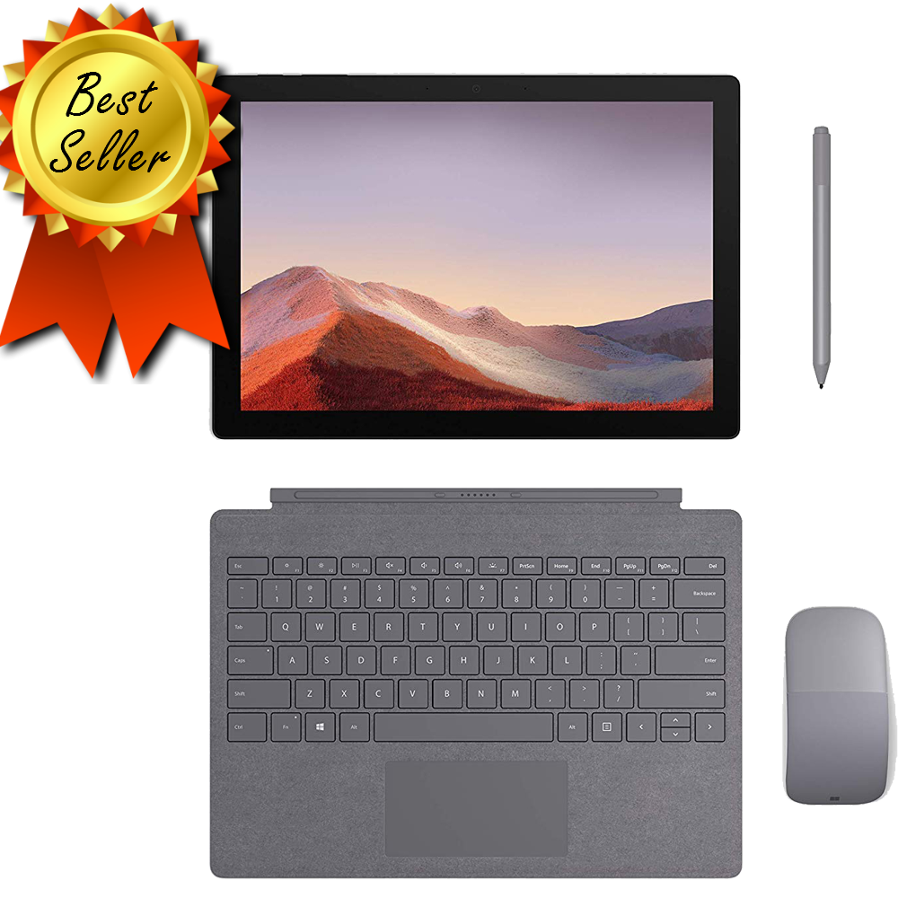Surface Pro 7 Core I5 / 8GB / 256GB+ Type cover