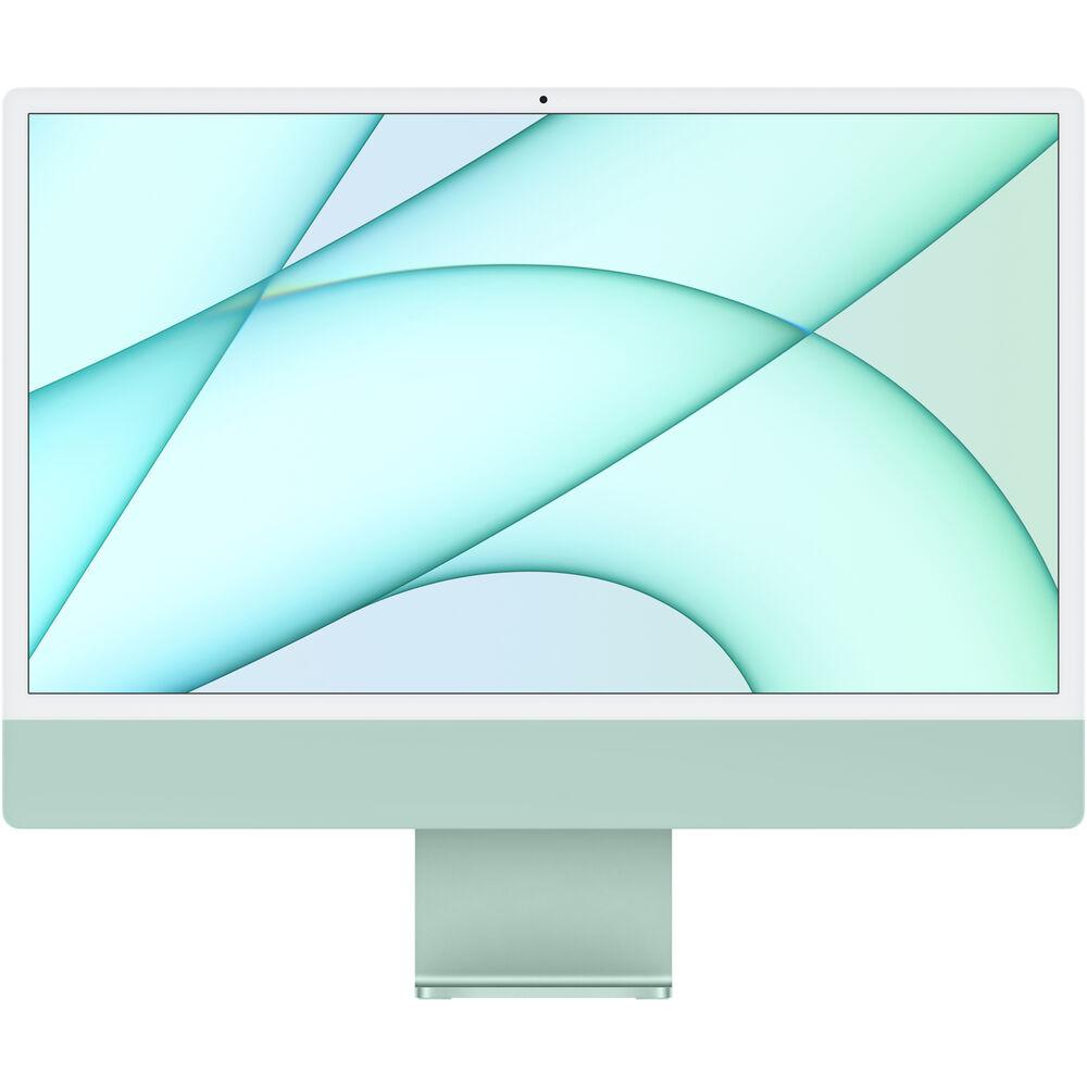iMac 24 inch 4.5K 2021 - Apple M1/CPU 8-core/GPU 7-core / 8GB / 256GB