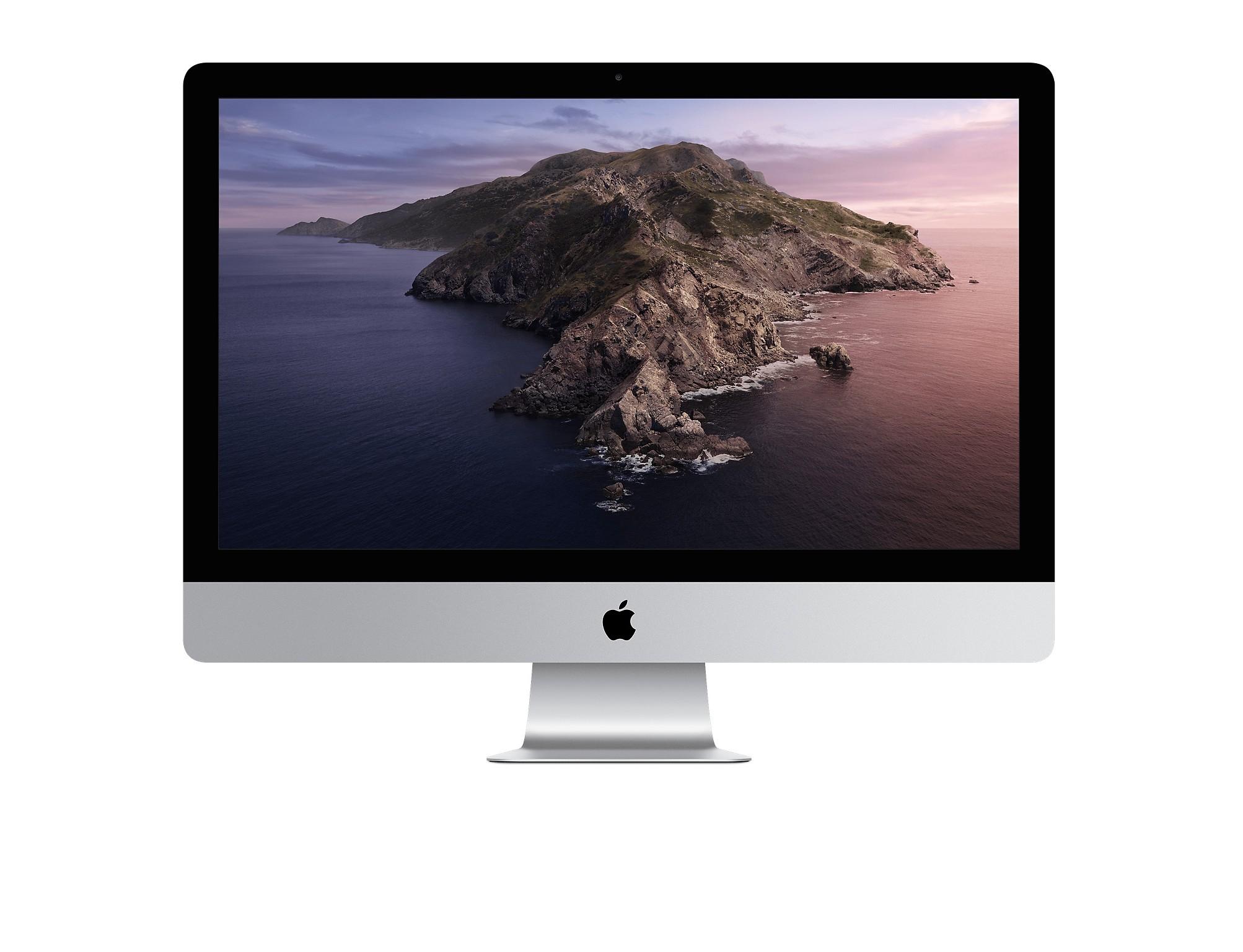 MXWT2SA/A - iMac 27 inch 5K Retina 2020 - Intel Core i5 Gen 10 6-core 3.1GHz / Option Ram 16GB / 256GB