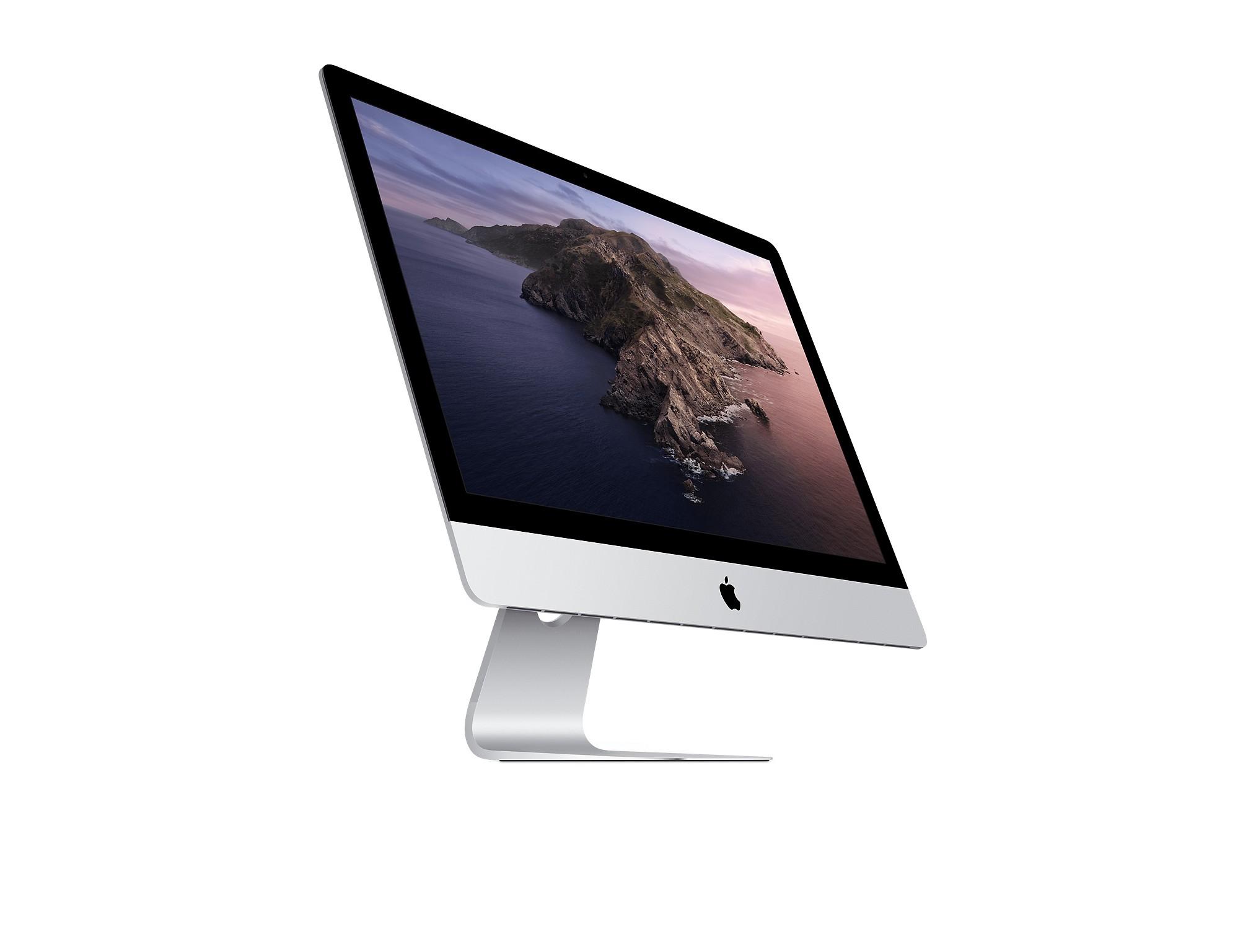 iMac 27 Inch 2020 - 3.6GHz 10-Core i9 64GB 1TB Radeon Pro 5700 XT 16GB
