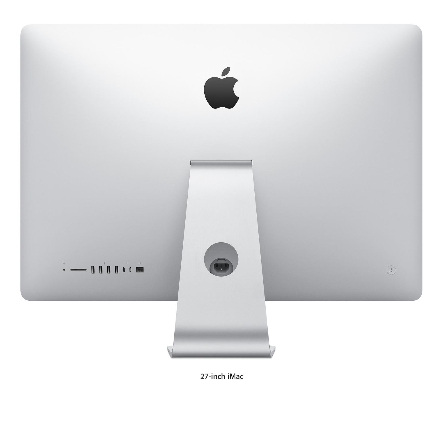 MHK23SA/A - iMac 21.5 inch 4K Retina 2020 - Intel Core i3 Gen 8 3.6GHz quad-core / 256GB