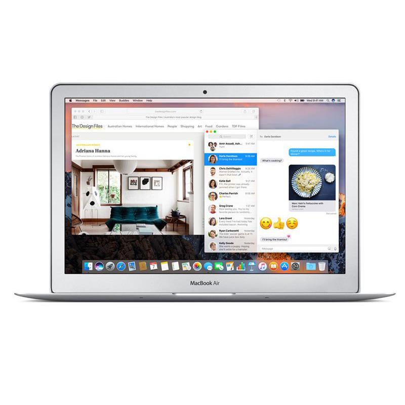 Macbook Air MQD32 (13.3 inch, 2017) - Core i5 / RAM 8GB / SSD 128GB New 98%