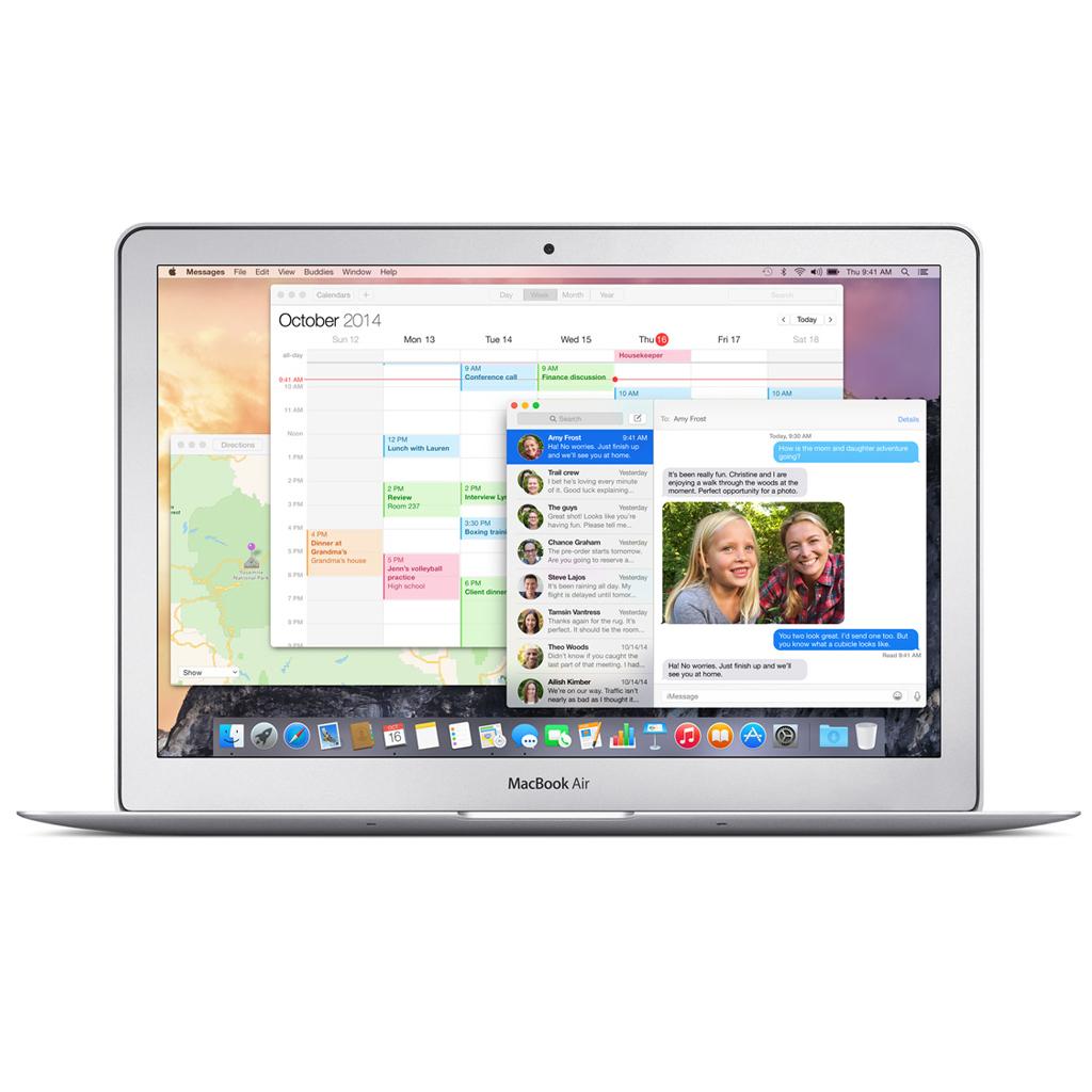 Macbook Air 13 Inch -2013 2014- MD761 I5 4GB 256GB SSD New 99%