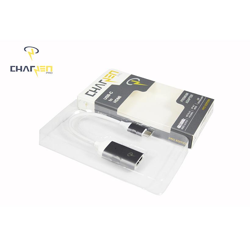 CỔNG NỐI CHARJENPRO USB-C TO HDMI