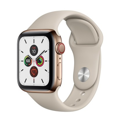 Apple Watch Series 5 Gold Stainless Sport