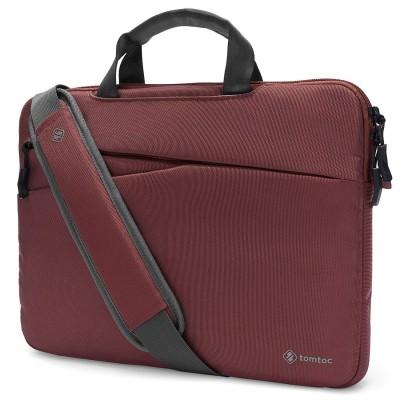 Túi xách TOMTOC Messenger Bags Dark Red