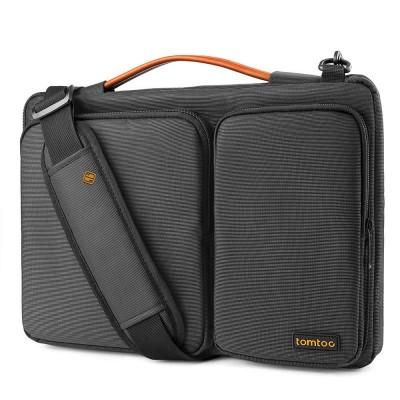 Túi đeo TOMTOC 360º Shoulder Bags Black