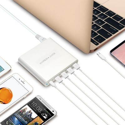 HYPER – Juice 80W USB-C Charger for MacBook 2016-2017