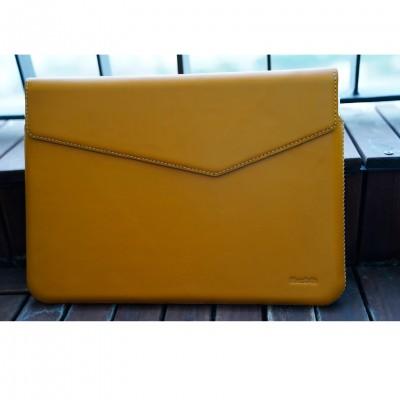 Bao Da Macbook ( Vàng )