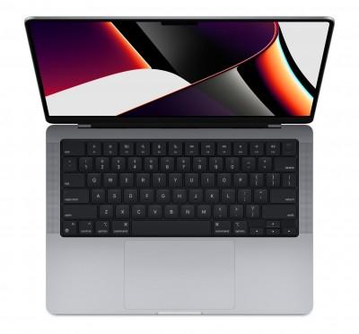 Macbook Pro 2021 14 inch M1 MAX 10-core CPU 24-core GPU 32GB 512GB