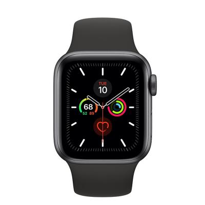 Apple Watch Series 5 (Black,GPS)