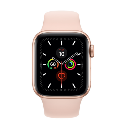 Apple Watch Series 5 (Rose Gold,GPS)