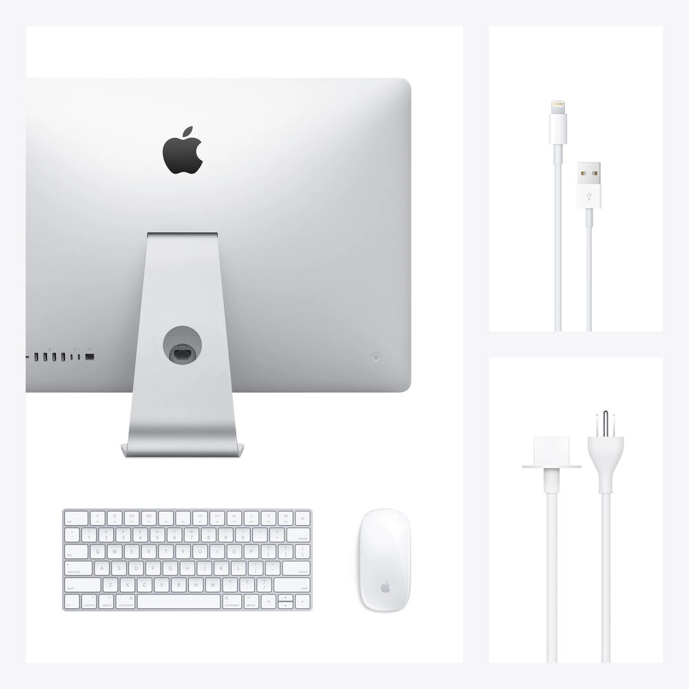 MXWU2SA/A - iMac 27 inch 5K Retina 2020 - Intel Core i5 Gen 10 6-core 3.3GHz / Option Ram 16GB / 512GB
